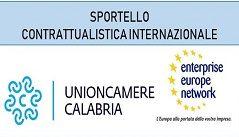 Sportello Contrattualistica Internazionale
