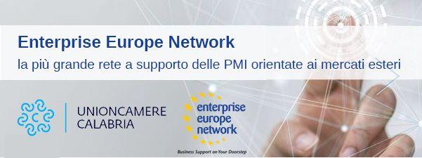 Enterprise Europe Network - La più grande rete a supporto delle PMI orientate ai mercati esteri