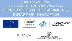 Ciclo webinar UR Invitalia